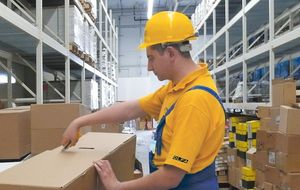 Safety regulations in the warehouse