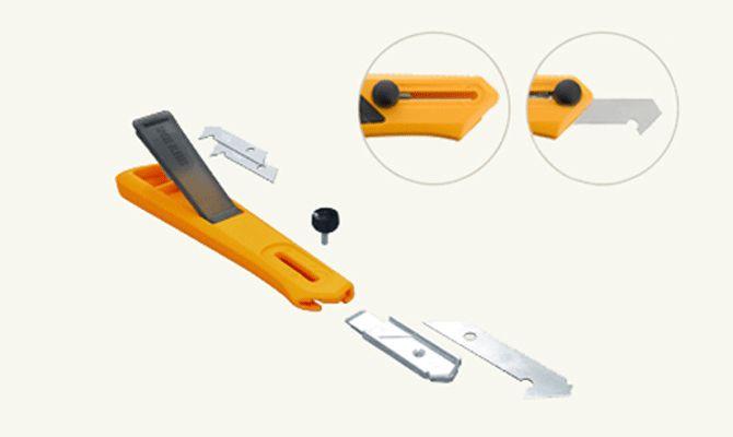 Plastic Cutter Blade for PC-S Cutter 6PCS OLFA PB-450